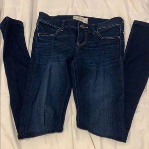 Abercrombie Super Stretch Skinny Jeans